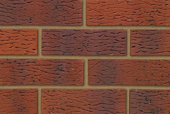 Tradesman Claygate Red Multi
