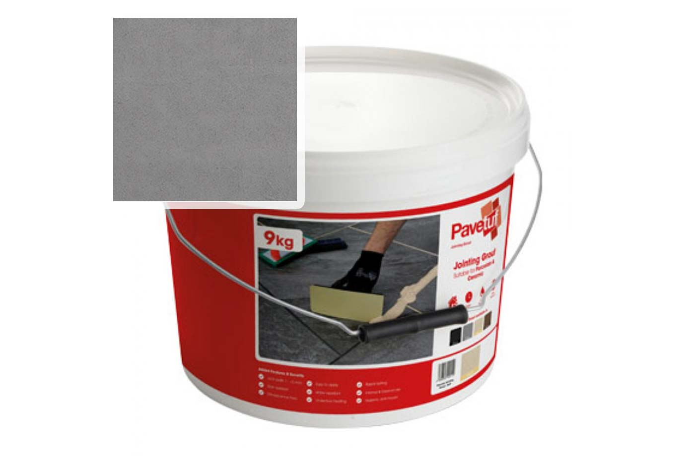 Pavetuf Jointing Grout for Porcelain Paving
